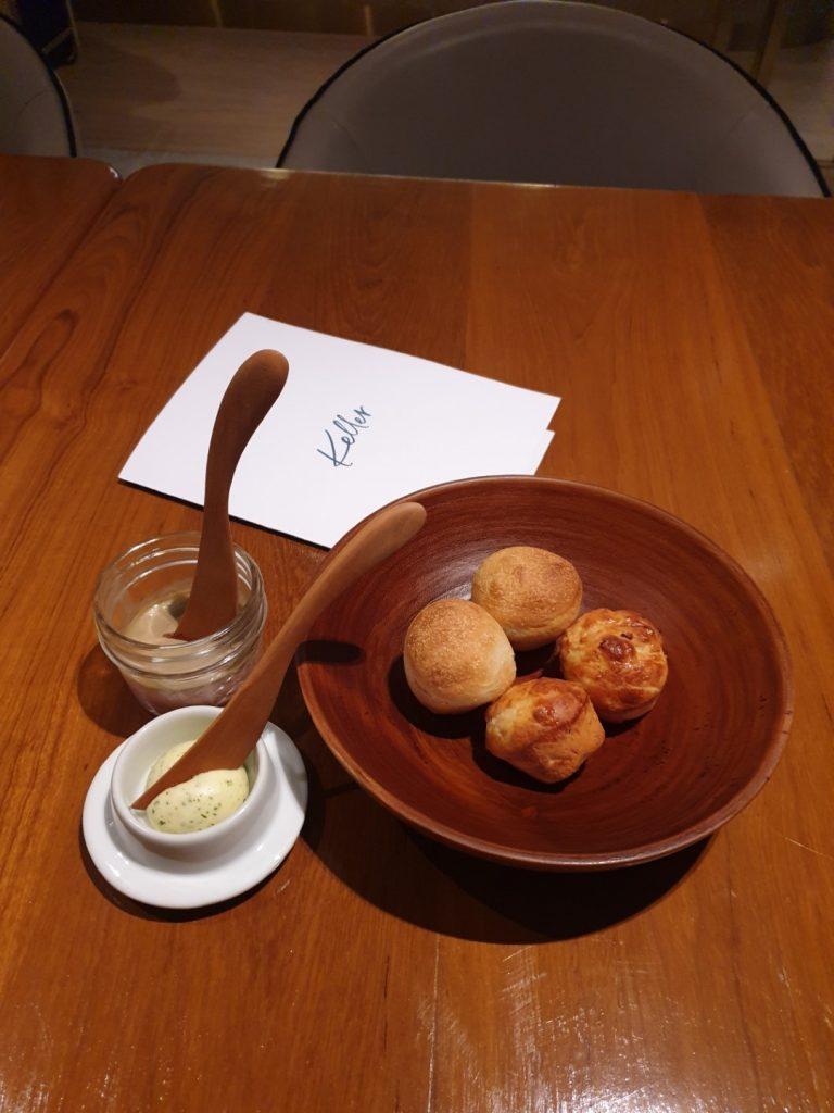Figure 4 Complimentary Bread