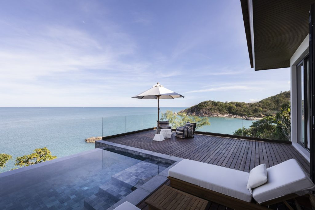 Cape Fahn Hotel, Private Islands, Koh Samui