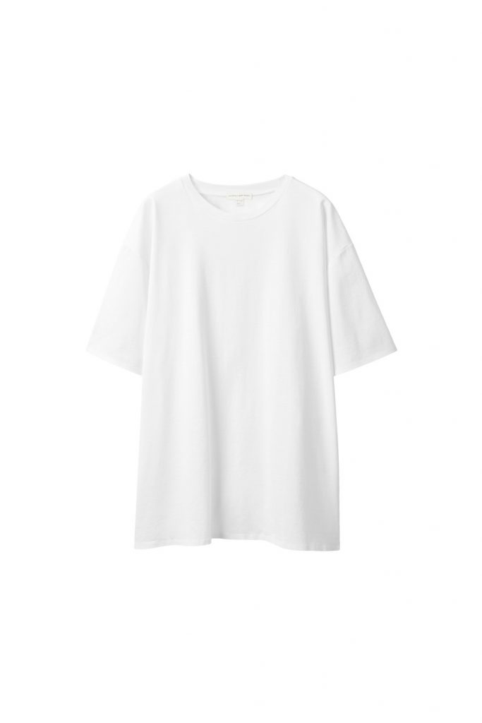COS RELAXED ORGANIC-COTTON T-SHIRT €39