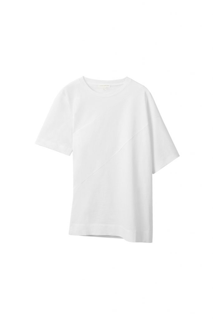 COS TWISTED ORGANIC-COTTON T-SHIRT €39