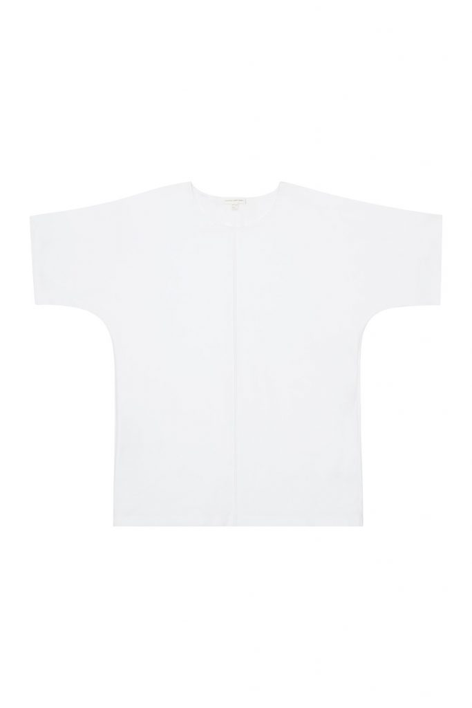 COS VOLUMINOUS ORGANIC-COTTON T-SHIRT €35