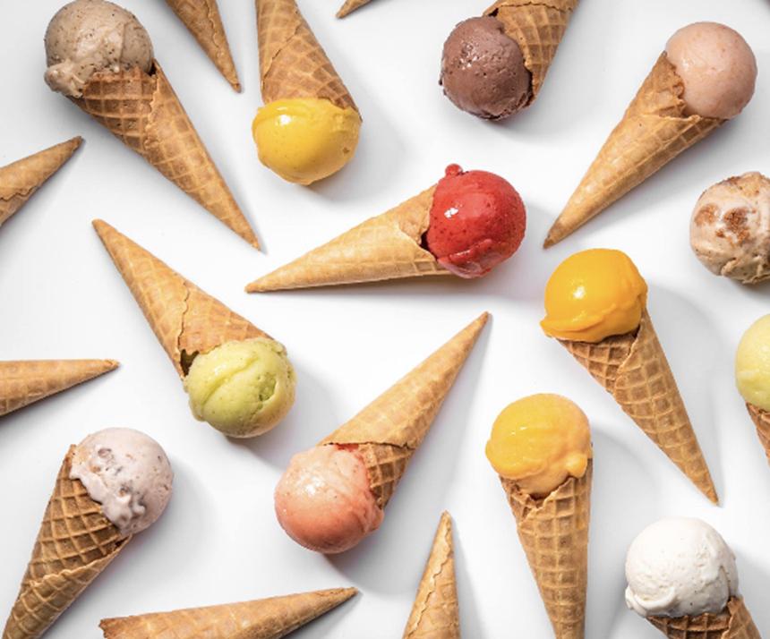 La Vanille ไอศกรีมชั้นดีสไตล์ฝรั่งเศส
